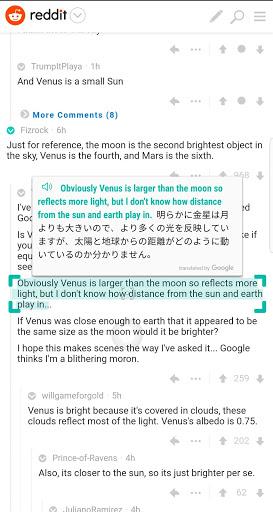 Screen Translator 1 20 25 Full Unlocked - Trình Dịch Màn Hình Mod