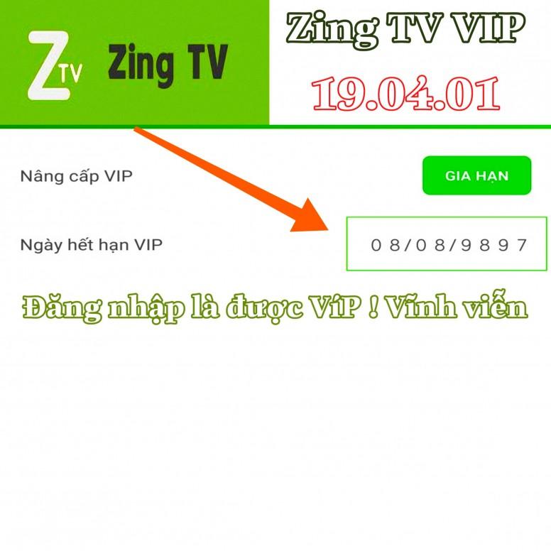 Zing TV VIP Vĩnh viễn 19 04 01- #1 - Tài nguyên - Mi
