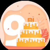 9 лет Xiaomi