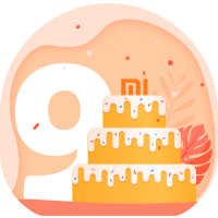 Xiaomi 9th birthday