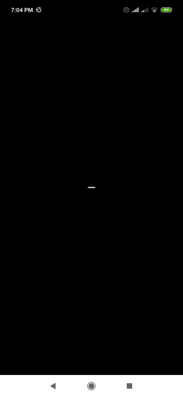 Redmi 7 Split screen Black screen while playing pokemon GO? - Redmi