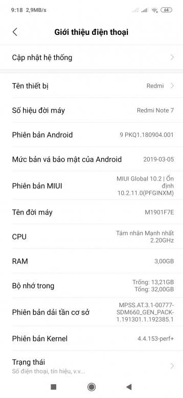 chơi pubg lag fps - Redmi Note 7 - Mi Community - Xiaomi