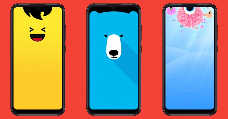 Dot Notch Wallpapers For Redmi Note 7 Pro Download Them Now