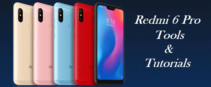 Device Team] Guide to Flash TWRP (Official) and Root Redmi 6