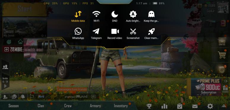 Game Turbo now got CPU & GPU info! - POCO F1 - Mi Community - Xiaomi