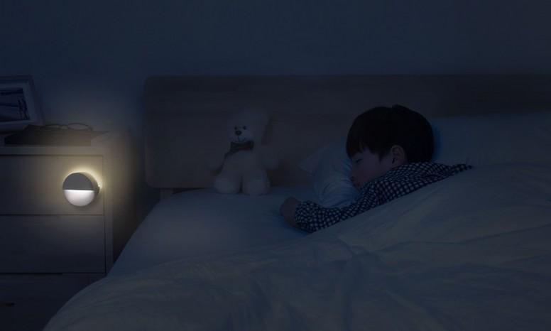 По доступной цене купить Умный ночник Xiaomi Mijia Philips Bluetooth Night Light