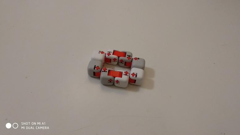 Mitu Fidget Building Blocks. Конструктор антистресс