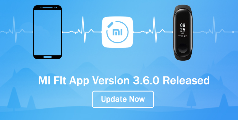Mi Fit App Version 3 6 0 Released  Download Here and Enjoy