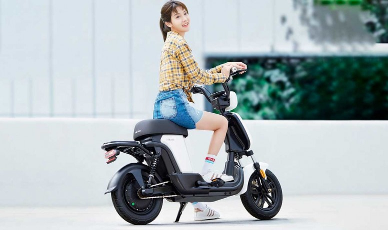 Xiaomi Mi HIMO T1: although it looks like a motorcycle it is an