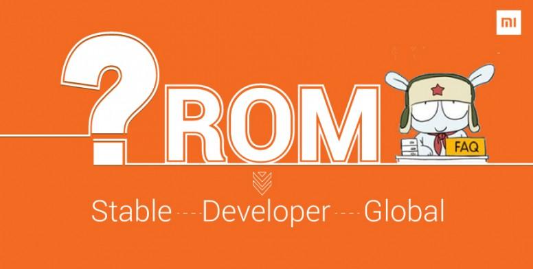 Tìm hiểu về các phiên bản ROM MIUI Stable/Developer/Ported/Global/China/ Recovery/Fastboot