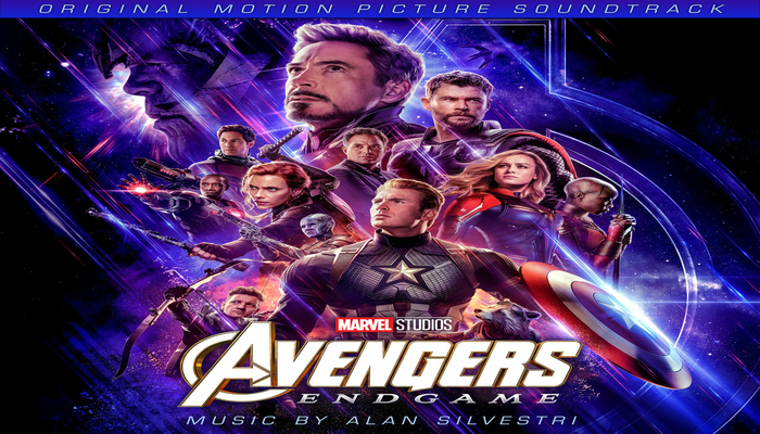 Mi Resources Team] Avengers Endgame (2019) Movie OST