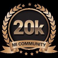 20k użytkowników!