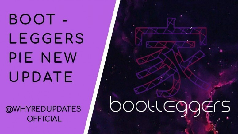 Bootleggers Pie Shishufied Build for Redmi note 5 Ai / pro (indian