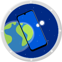 Redmi Note 7 In Space