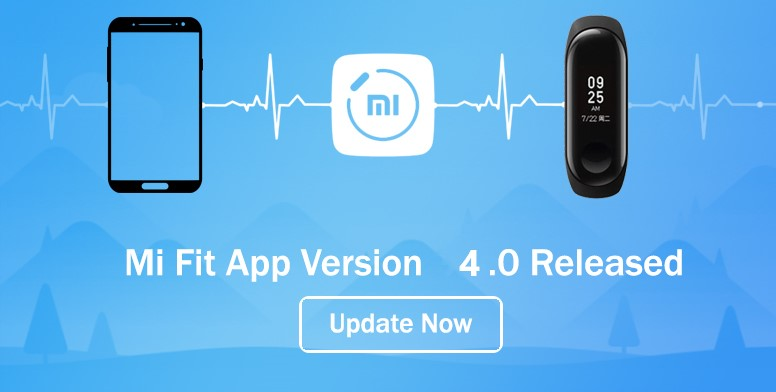 Mi Fit App Version 4 0 Major Update Released  Download Here