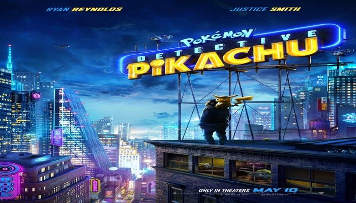 Mi Resources Team] Pokemon Detective Pikachu (2019) Movie