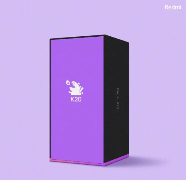 watch ffe31 dbc1e Redmi K20 official case confirms key specs; photos of retail box and ...