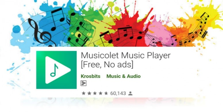 Musicolet : A Simple Add free Music App!! - Resources - Mi