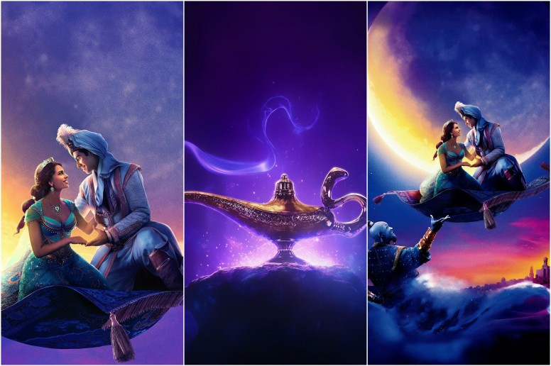 Mi Resources Team Aladdin Movie 2019 Exclusive Wallpapers