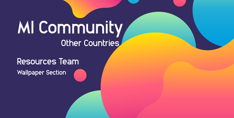 Mi Resources Team] Fedora 30 Built-In Stock Wallpapers