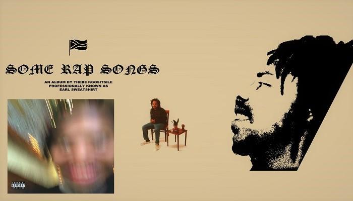 Mi Resources Team] Some Rap Songs By Fabulous Earl Sweatshirt  Album