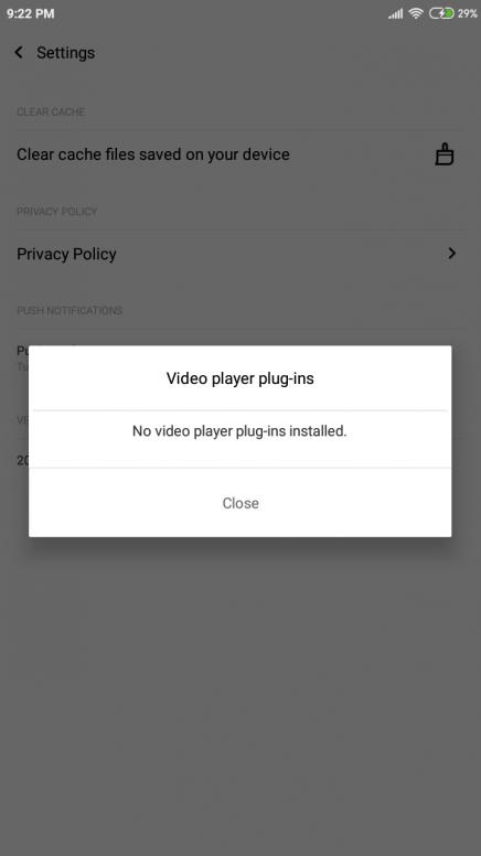Video Player Plug-ins - MIUI Tools - Mi Community - Xiaomi