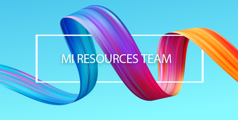 Mi Resources Team Neon Glow Wallpapers To Show Your Phone