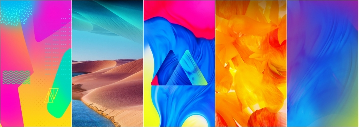 Mi Resources Team Samsung Galaxy M10 Built In Stock Wallpapers Download Them Now Wallpaper Mi Community Xiaomi