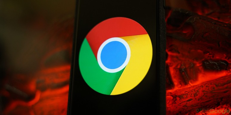 New Chrome version for Android makes the dark theme more