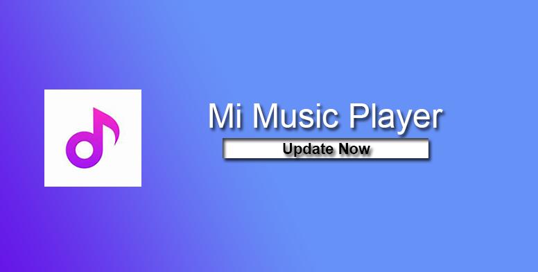 Mi Music V3 11 08i Released: Changelog and Download Links