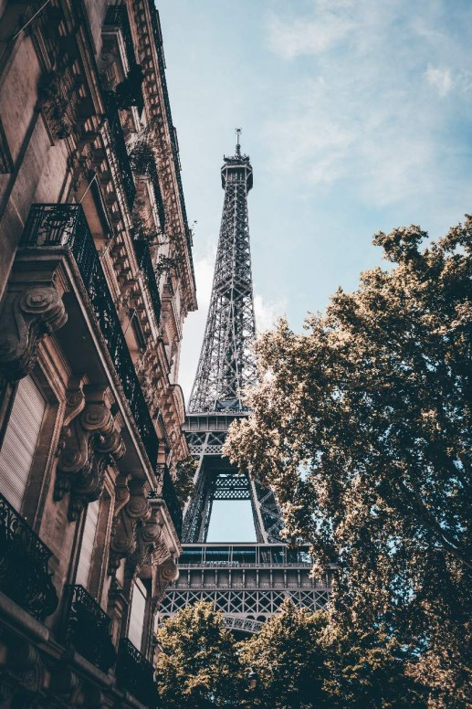 خلفيات برج ايفل بباريس فرنسا الثيمات Mi Community Xiaomi