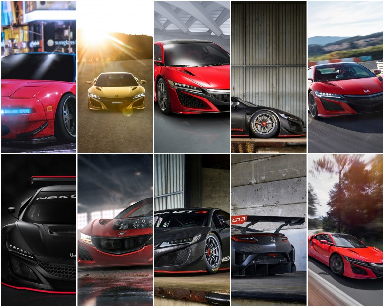 MI Resources Team] Honda NSX Wallpapers for you! - Wallpaper