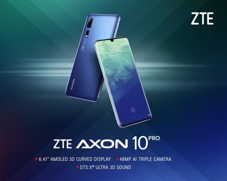 Mi Resources Team] ZTE Axon 10 Pro/5G Built-In Default