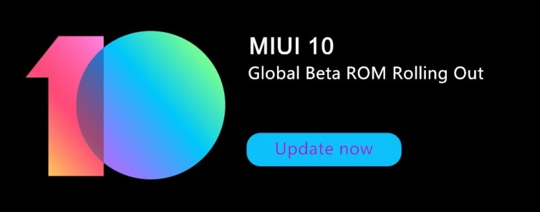 MIUI 10 Global Beta ROM 9 6 20 is released & pushed out for