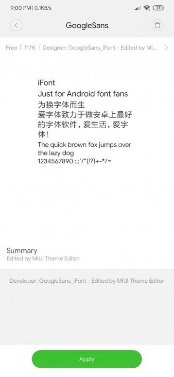 Gugel Font Style (RN7) - Redmi Note 7 - Mi Community - Xiaomi