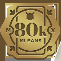 80K Mi Fans