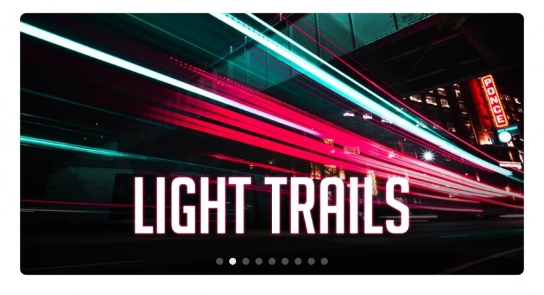 Mi Resources Team] Light Trails Wallpapers From Global Theme