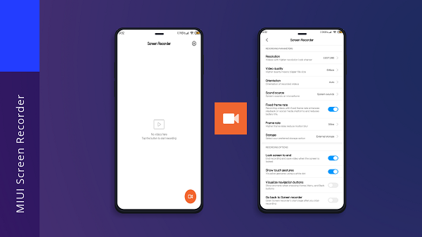 5 Best Screen Recorder Apps For Android - Resources - Mi