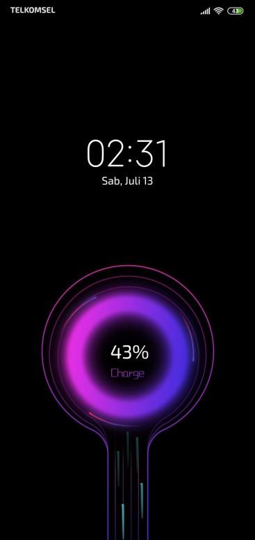 Animasi Charging Keren Mi 8 Lite Mi Community Xiaomi