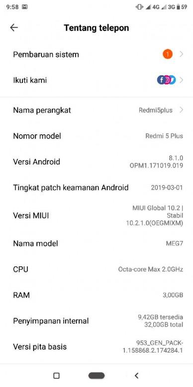 EdXposed dan tema 10 2 - Redmi 5 Plus - Mi Community - Xiaomi