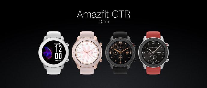 Amazfit GTR este ceasul smart cu autonomie 72 zile 138