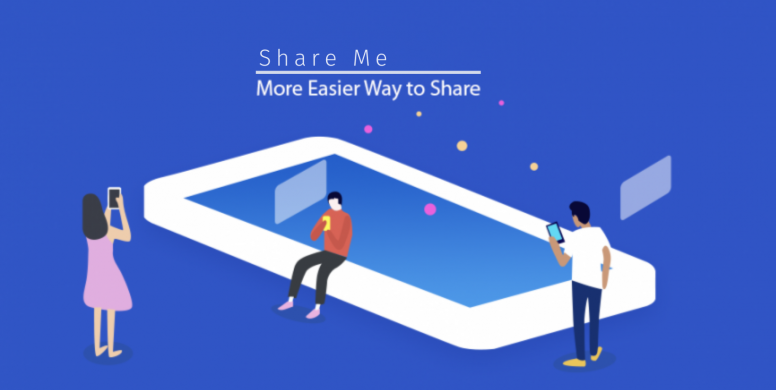 Xiaomi Shareme More Easier Way To Share Chat Mi
