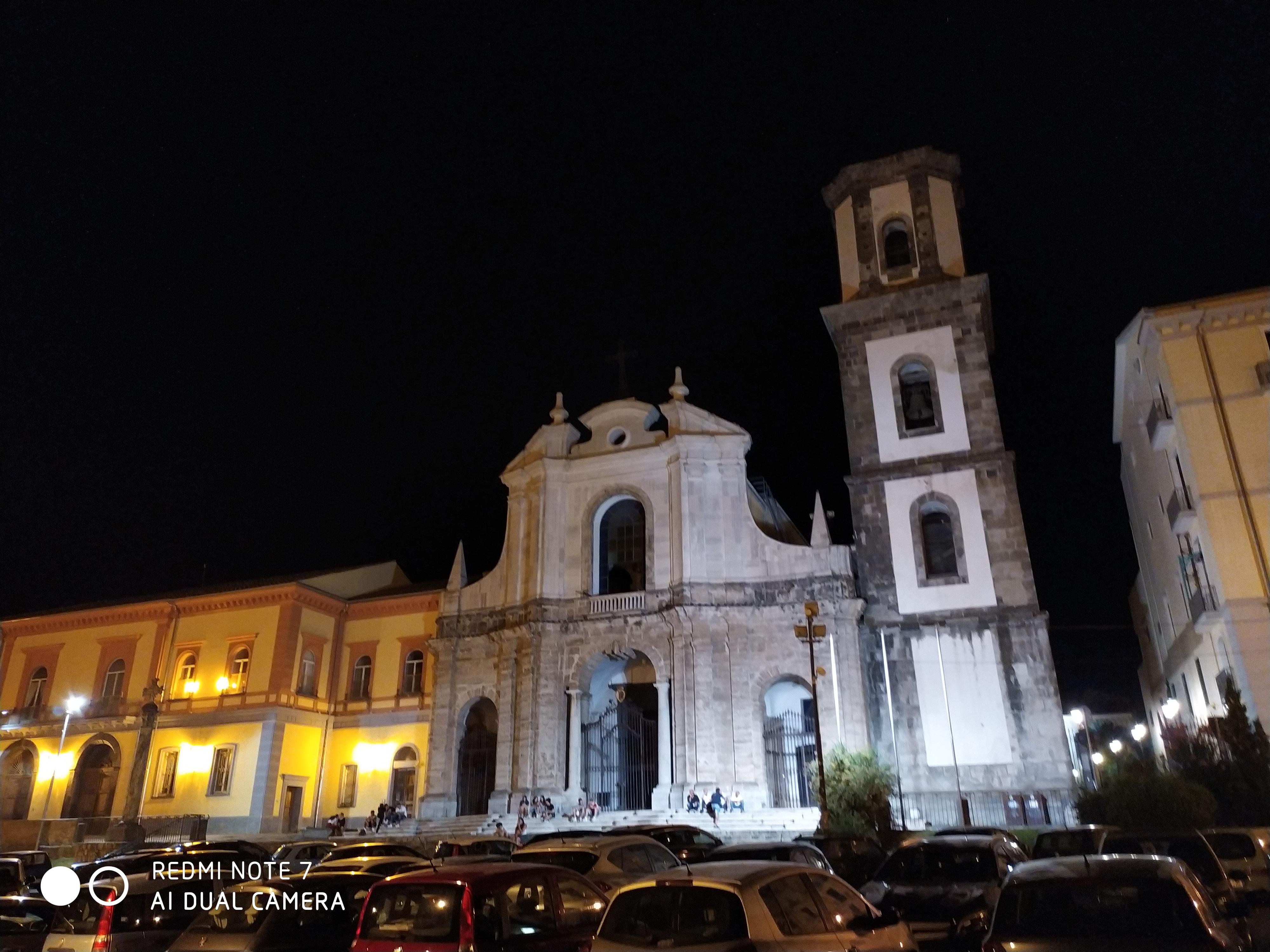 Fotografo Cava Dei Tirreni chiesa san francesco cava de' tirreni (sa) - fotografia - mi