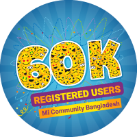 60K Registered Users