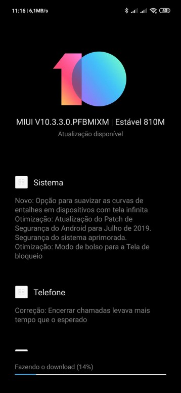 New update via Ota Mi 9 Se - Mi 9/SE/T/T Pro - Mi Community