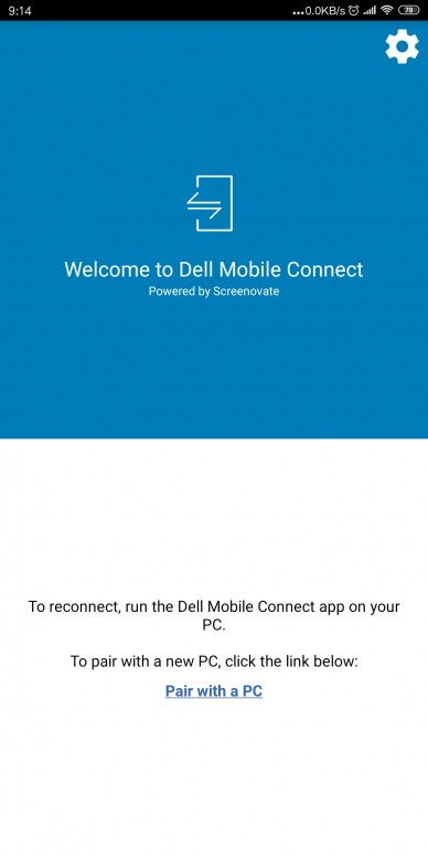 How to use Dell Mobile Connect! And what is it!? - Mi Max 3