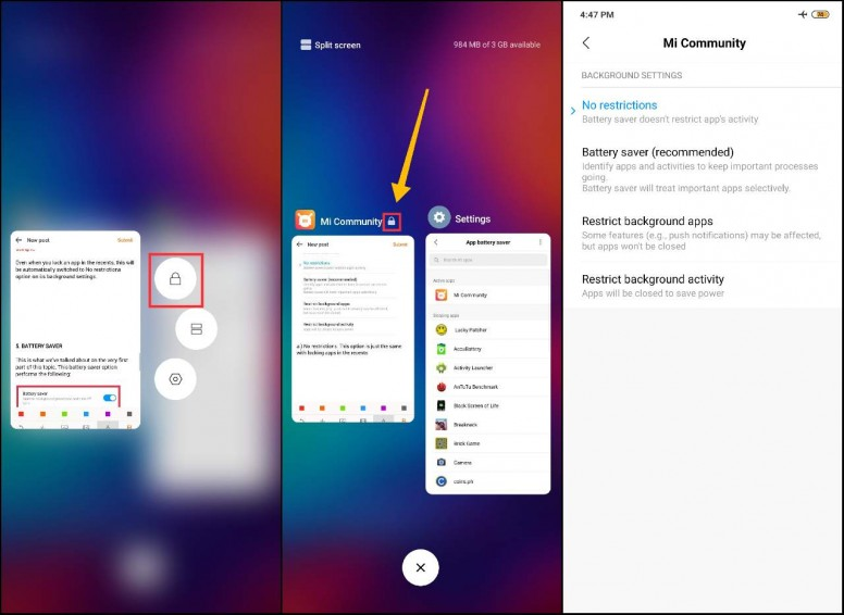 How To Disable Push Messages In Redmi Note 4