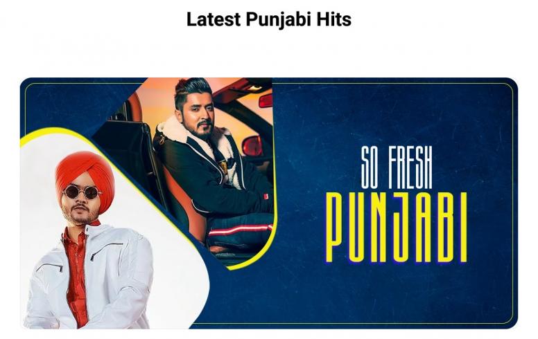 Mi Resources Team] So Fresh Punjabi Ringtones From Global Theme