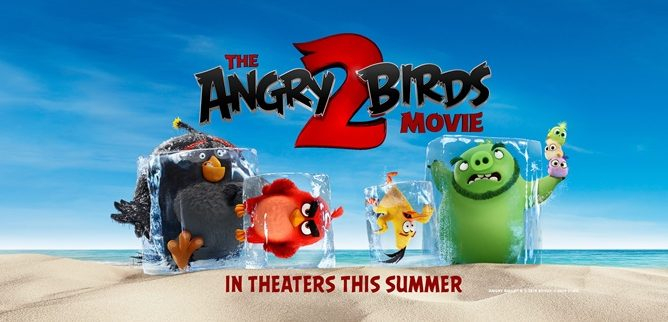 Mi Resources Team] The Angry Birds 2 (2019) Movie OST Ringtones For