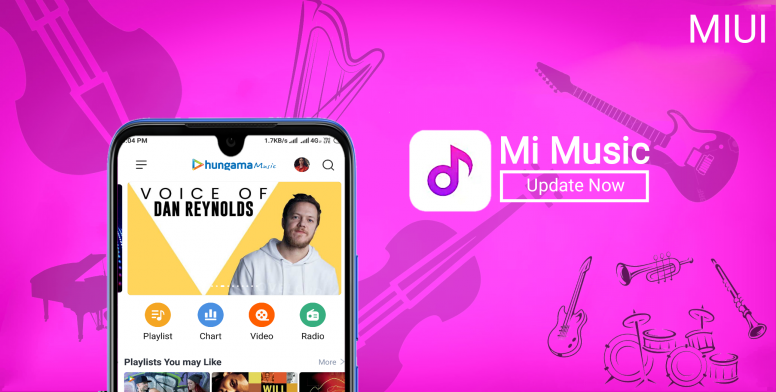 Mi Music V4 03 05i Released: Changelog and Download Links